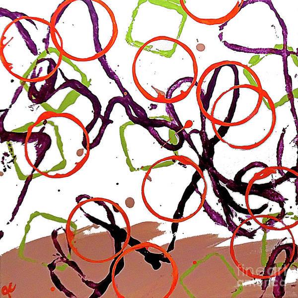 Painting - Painter's Block II by Jilian Cramb - AMothersFineArt