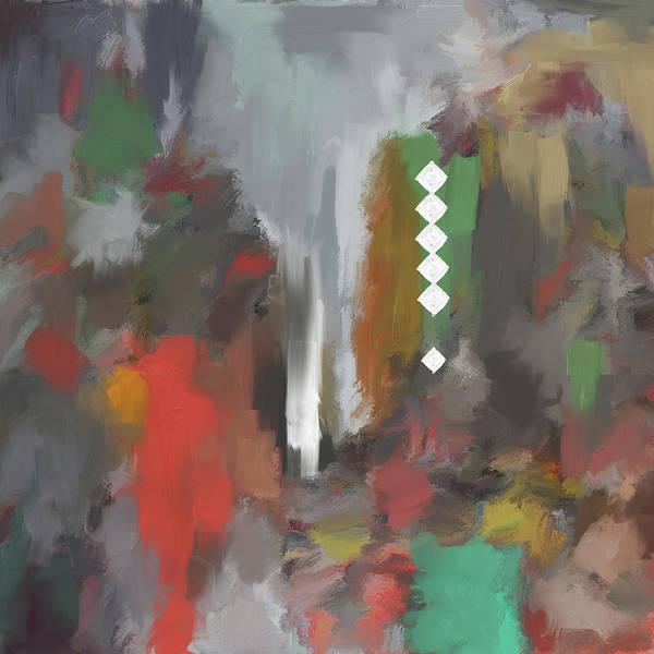 Wall Art - Painting - Painting 365 1 by Mawra Tahreem