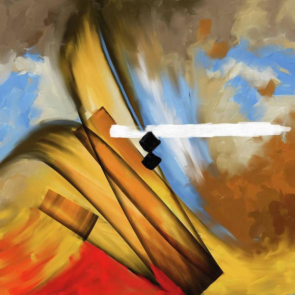 Wall Art - Painting - Painting 370 1 by Mawra Tahreem