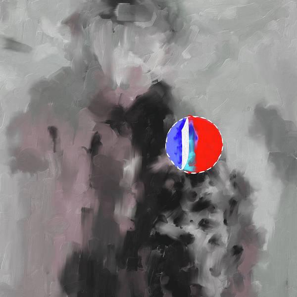 Wall Art - Painting - Painting 372 2 by Mawra Tahreem