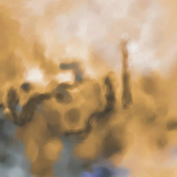 Wall Art - Painting - Painting 664 2 Ar Rehman  by Mawra Tahreem