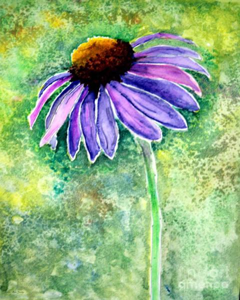 Painting - Painting Cone Flower 8615c1 by Mas Art Studio
