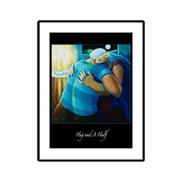 Painting - Painting Logo by Angela Treat Lyon