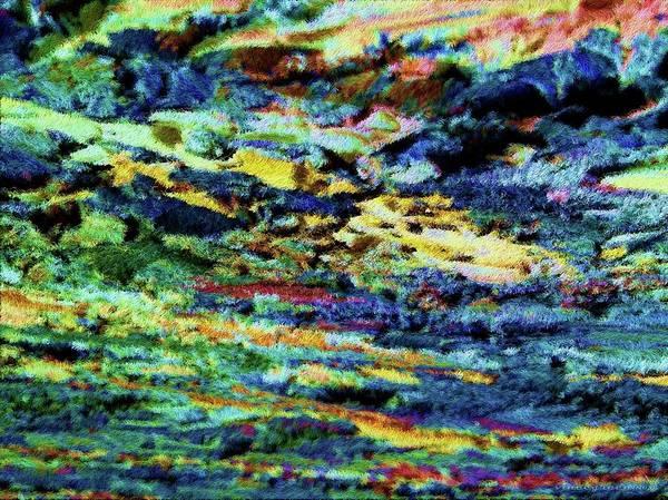 Digital Art - Paintscape Two by Vincent Green