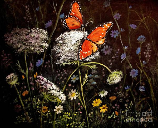 Painting - Pair Of Queens by Marilyn Smith