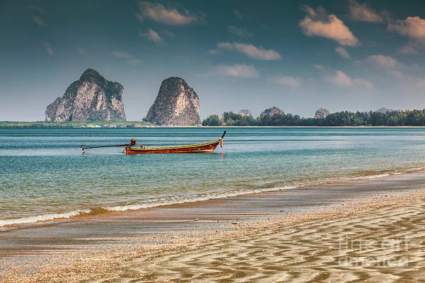 Wall Art - Photograph - Pak Meng Beach Thailand by Adrian Evans