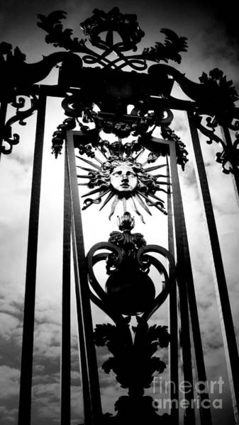 Wall Art - Photograph - Palace Gate by Amanda Barcon