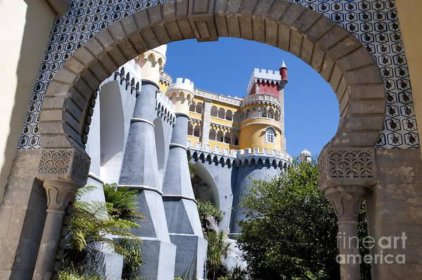 Photograph - Fairytale Castle by Brenda Kean