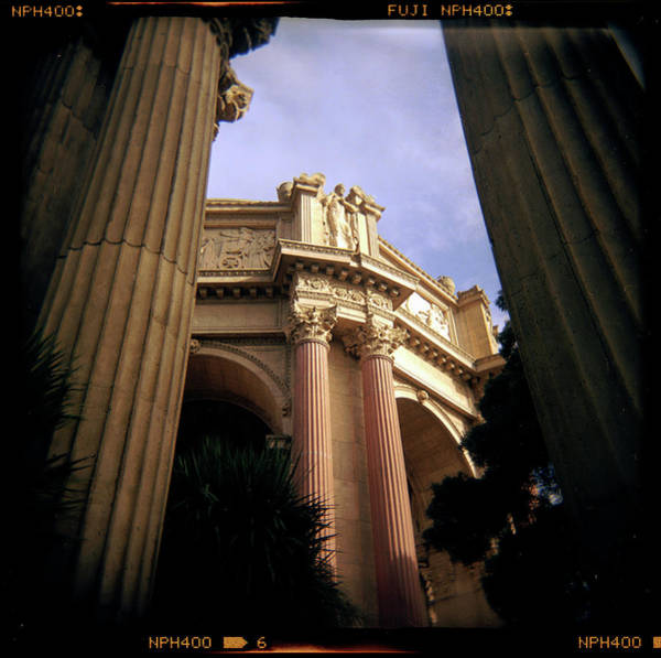 Photograph - Palace Of Fine Arts by Bud Simpson
