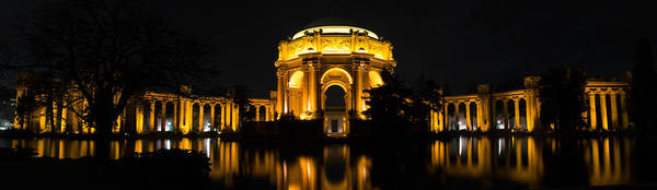 Photograph - Palace Of Fine Arts by Nicholas Blackwell