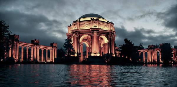 Wall Art - Photograph - Palace Of Fine Arts - San Francisco by Daniel Hagerman