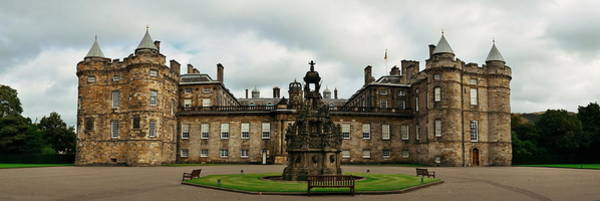 Photograph - Palace Of Holyroodhouse by Songquan Deng