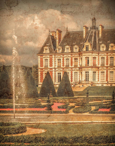 Photograph - Sceaux, France - Palace Of Sceaux by Mark Forte