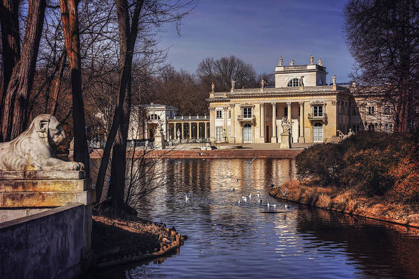 Wall Art - Photograph - Palace On The Water  by Carol Japp