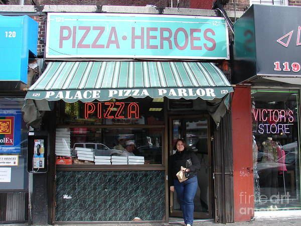 Photograph - Palace Pizza by Cole Thompson