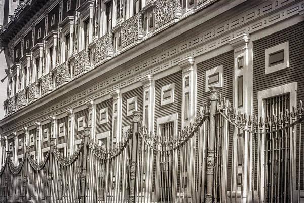 Photograph - Palacio De San Telmo Facade by Joan Carroll