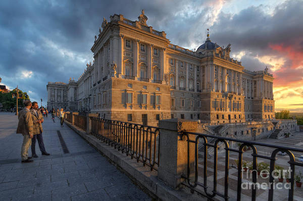 Photograph - Palacio Real De Madrid by Yhun Suarez