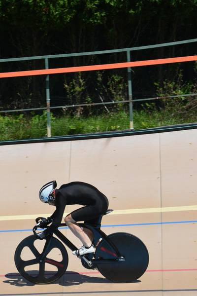 Photograph - Velodrome Racing by Randy J Heath