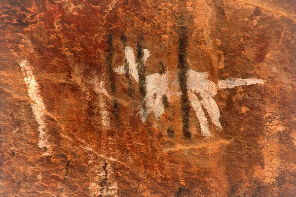 Photograph - Palatki Pictographs6 Pnt by Theo O'Connor