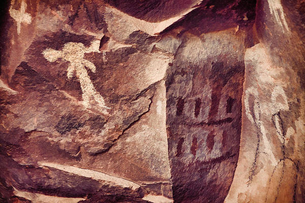 Photograph - Palatki Pictographs8 Cpg by Theo O'Connor