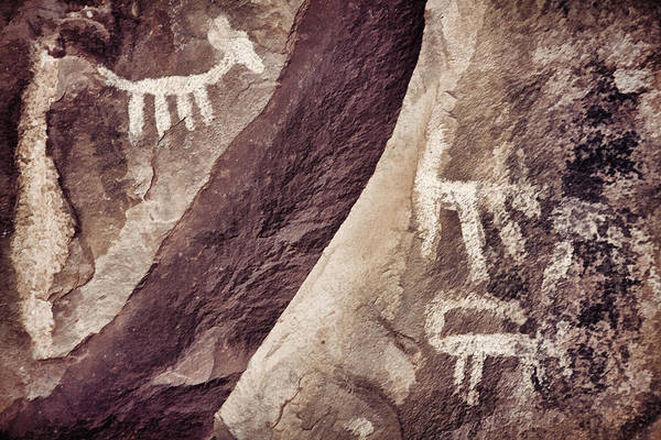 Photograph - Palatki Pictographs9 Cpg by Theo O'Connor