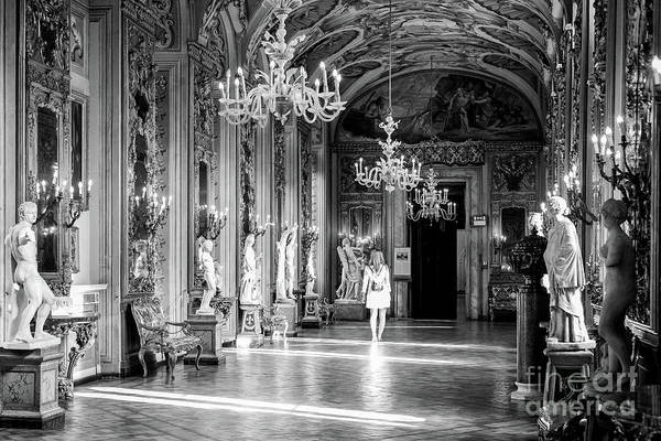 Art Print featuring the photograph Palazzo Doria Pamphilj, Rome Italy by Perry Rodriguez