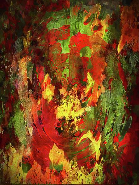 Digital Art - Palette Abstract by Carlos Diaz