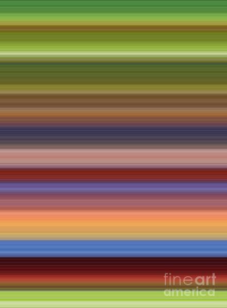 Tonal Wall Art - Digital Art - Palette IIi by Alex Caminker