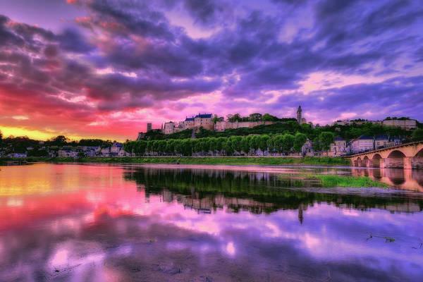 Castle Garden Photograph - Palette by Midori Chan