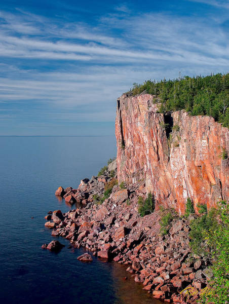 Photograph - Palisade Head by Rikk Flohr