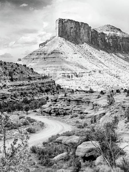 Photograph - Palisade Island Mesa by Dutch Bieber