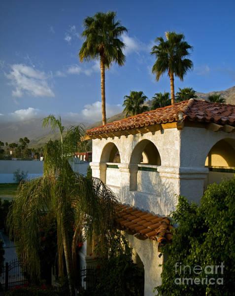 Wall Art - Photograph - Palm Springs Morning by Robert Pilkington