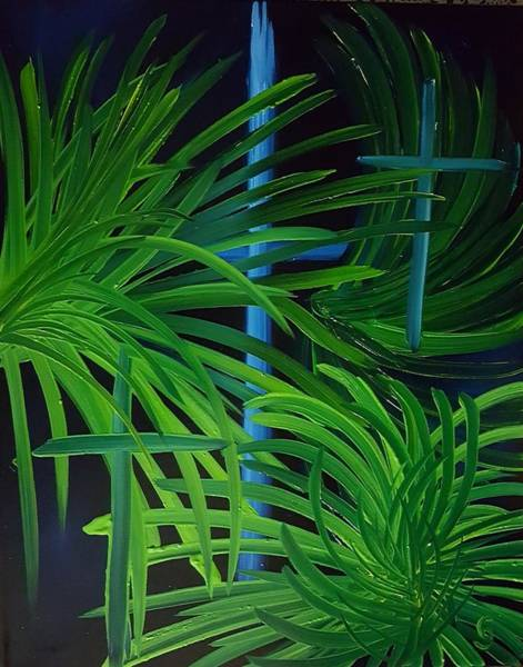 Painting - Palm Sunday     18 by Cheryl Nancy Ann Gordon