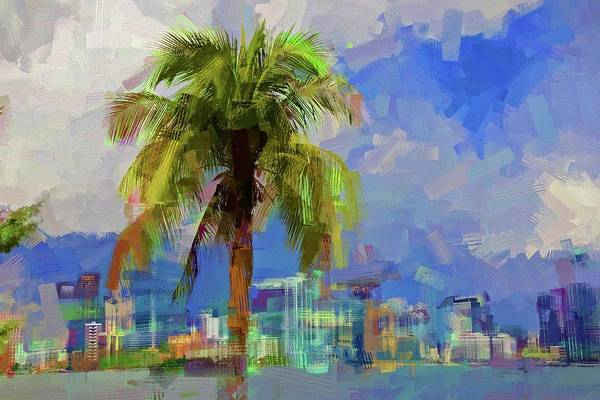 Photograph - Palm To The Middle by Alice Gipson
