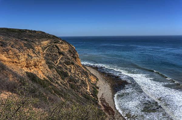 Photograph - Palos Verde Coast by Nisah Cheatham