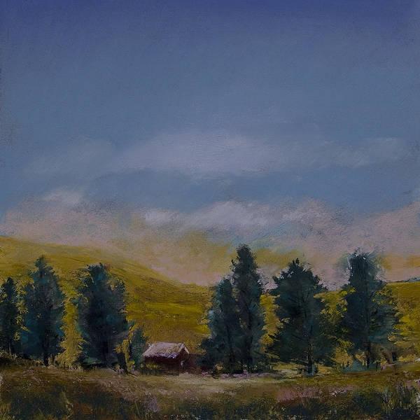 Painting - Palouse Farm by David Patterson