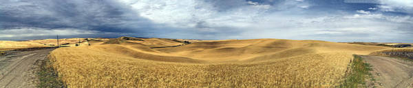 Photograph - Palouse Panorama by Farol Tomson