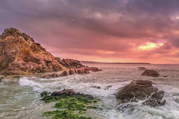 Photograph - Pambula Rocks by Racheal Christian