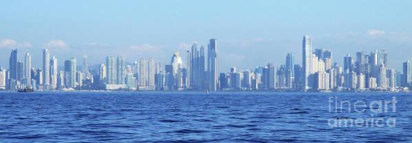 Wall Art - Photograph - Panama City By Sea by Randall Weidner