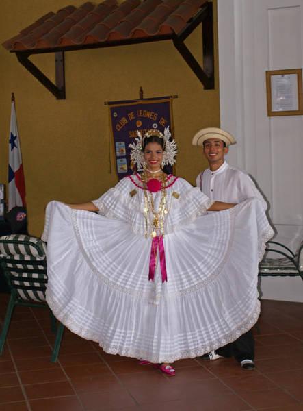 Greeters Photograph - Panama Greetings by Heather Coen