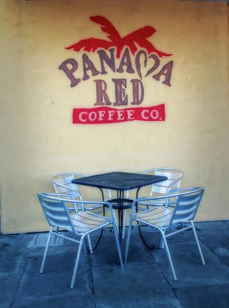 Panama Digital Art - Panama Red by Terry Davis