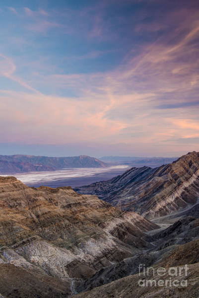 Wall Art - Photograph - Panamint Range by Charles Dobbs