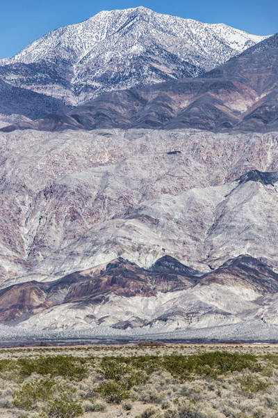 Photograph - Panamint Valley by Michael Bessler