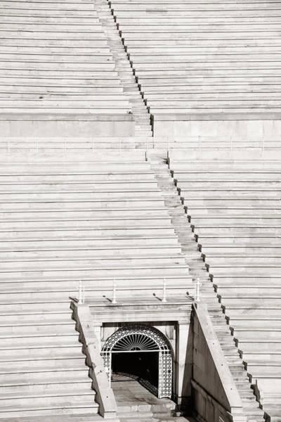 Photograph - Panathenaic Stadium by Songquan Deng
