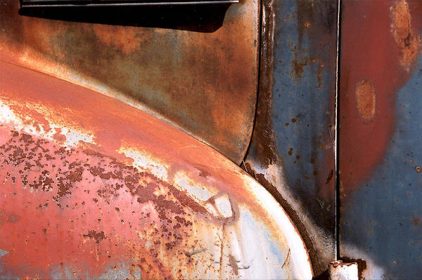 Wall Art - Photograph - Panel From Ole Bill by Steve Karol