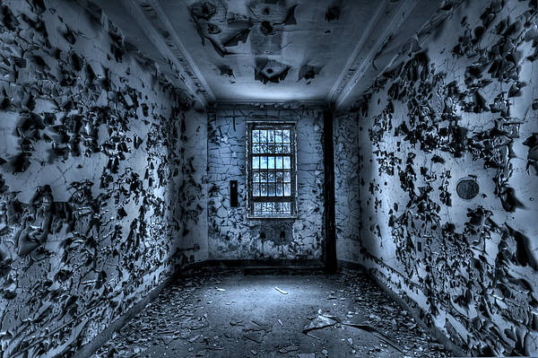 Peel Photograph - Panic Room by Evelina Kremsdorf