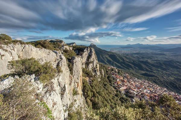 Photograph - Panorama Above Baunei by Daniele Fanni