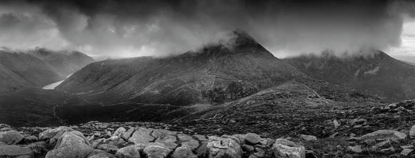 Wall Art - Photograph - Panorama From Slievenaglogh by Glen Sumner