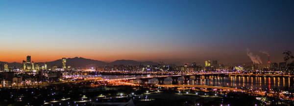 Worldcup Photograph - Panorama  by Hyuntae Kim