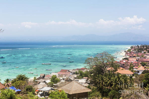 Photograph - Panorama Viewpoint In Lembongan, Bali by Didier Marti